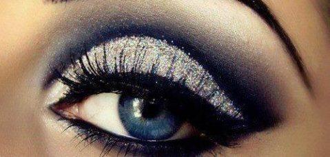 Eye conic look