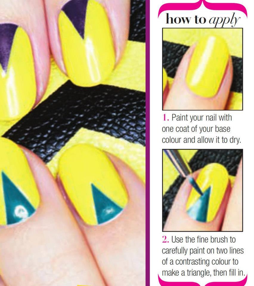 Nail art brush how 2 apply marshasavon nail art brush how 2 apply prinsesfo Choice Image